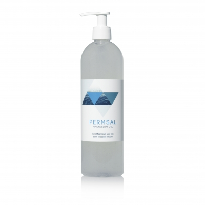 Permsal Magnesium Aloe Vera Body Gel 500ml